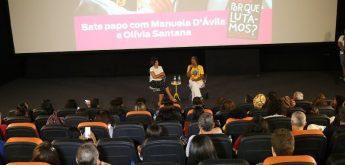 Olivia e Manuela debatem estratégias de luta para os novos tempos