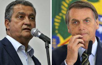 Rui: Bolsonaro é uma metralhadora giratória disparando agressividade