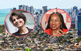 Olívia e Manuela debatem impactos do coronavírus nas cidades