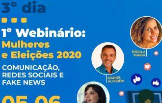 PCdoB-BA discute redes e fake news em webinário para pré-candidatas