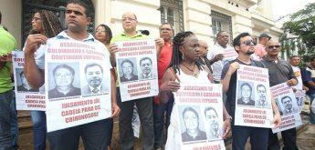 Caso Colombiano e Catarina: mortes completam uma década de impunidade